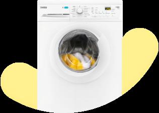 Standaard wasmachine